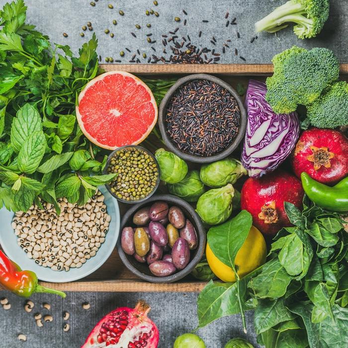 gesunde ernährung plan 2+2+4 gesund leben
