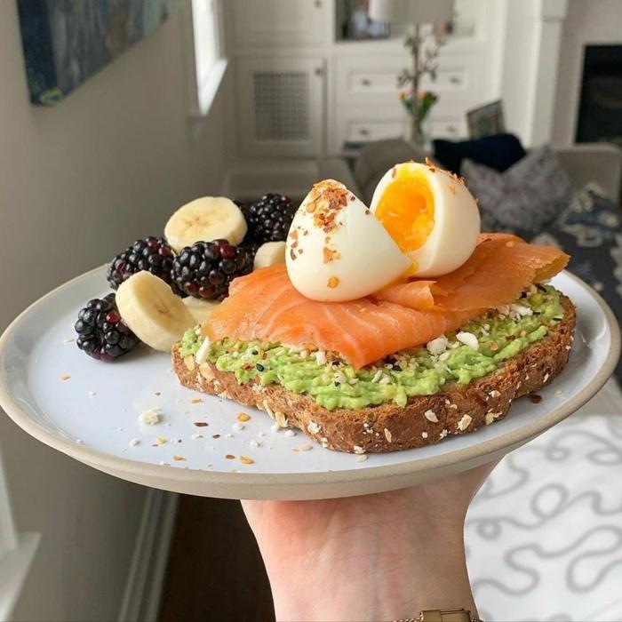 gesunde ernährung plan 2+2+4 gesundes essen