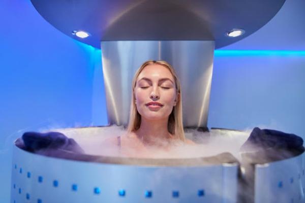 kryosauna kältetherapie gesund