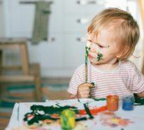 Malen mit Kindern- Kreative Ideen, Maltechniken und mehr