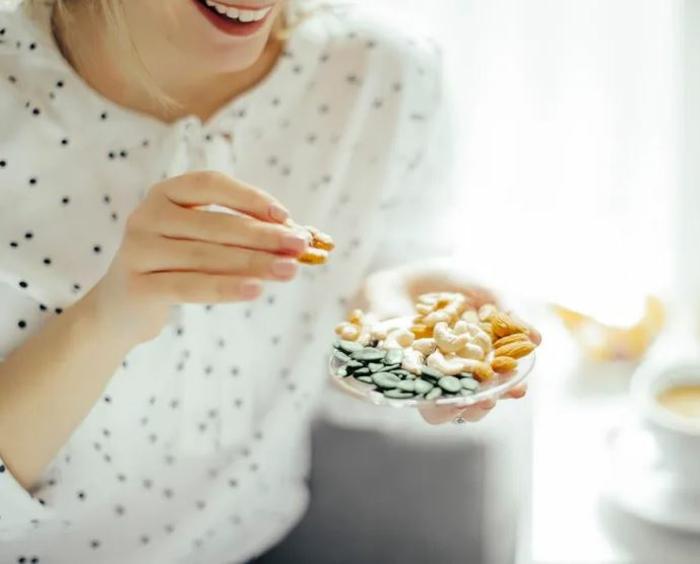 nüsse einweichen gesunde ernährung aktivierte nahrung