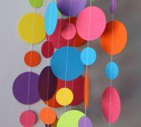 Faschingbasteln mit Kindern- 42 festliche DIY Ideen