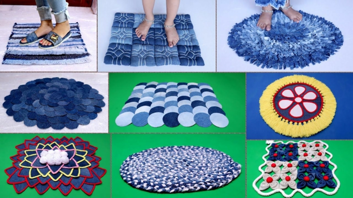 upcycling kleidung ideen mit jeans