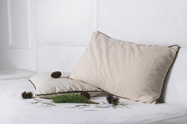 zirbenkissen gesunder schlaf