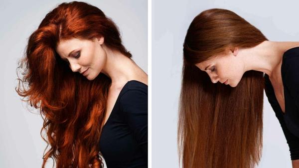 zurück zu Ihrer Naturhaarfarbe Ideen und Tipps Haarpflege