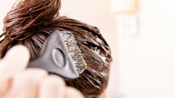 zurück zu Ihrer Naturhaarfarbe kehren Haare färben