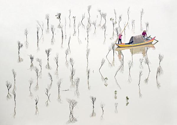 2020 Tokyo International Foto Awards – Top 20 Gewinnerfotos des Jahres fischermen of the mangroves