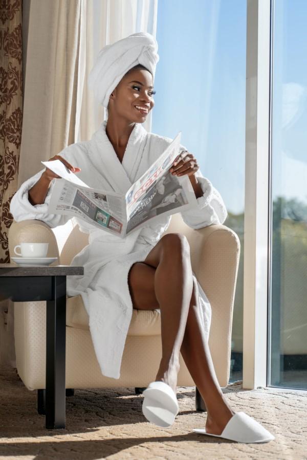 Bademantel mit oder ohne Kapuze So wählen Sie den perfekten Bademantel kleidung fürs badezimmer
