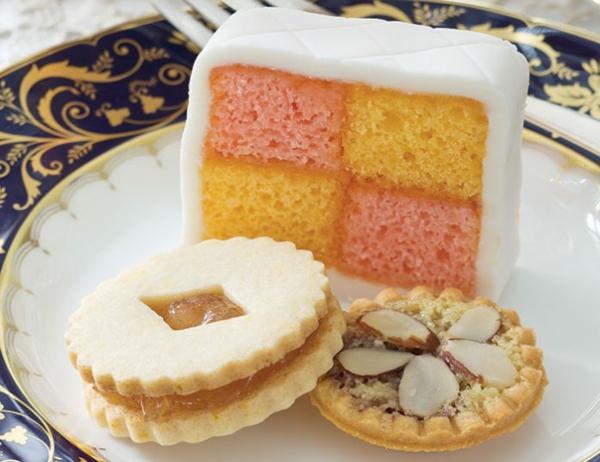 Battenberg Kuchen Rezept - ein englisches Dessert