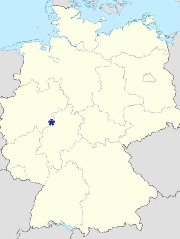Battenberg Kuchen zubereieten deutsche Stadt Battenberg