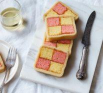 Battenberg Kuchen zubereieten – ein englisches Dessert mit deutscher Herkunft