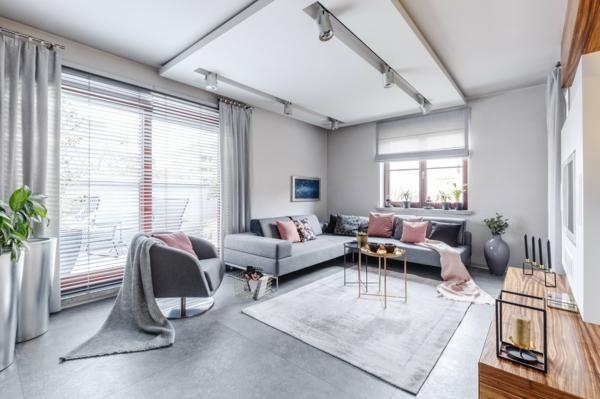 Das kleine Wohnzimmer-Einmaleins So findet garantiert alles Platz4