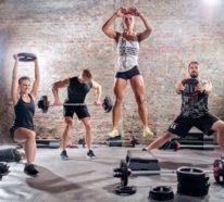 Fit werden in 4 Minuten mit Tabata Übungen