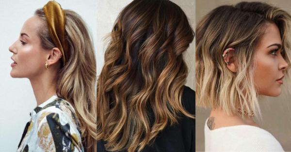 Frisurentrends 2021 Haarschnitt Trends