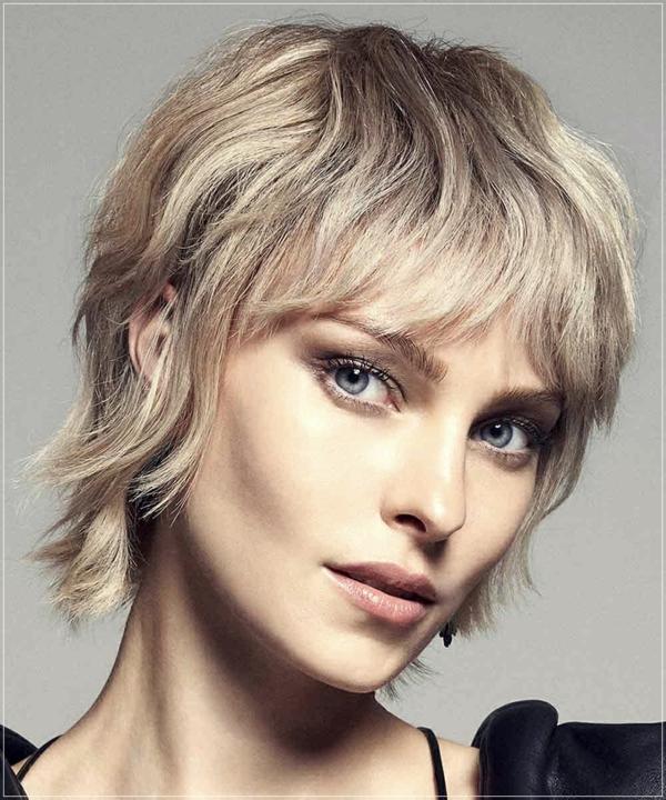 Frisurentrends 2021 Haastylist Haarschnitt kurz