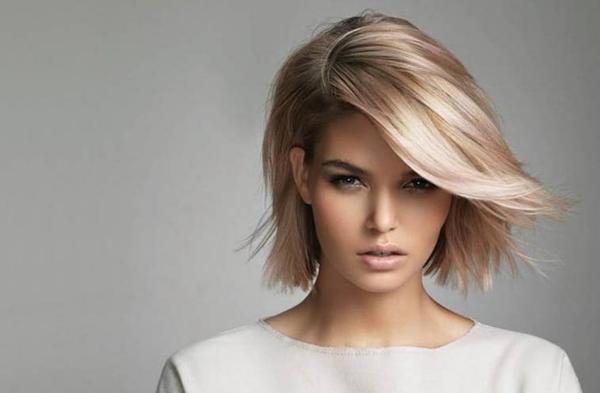 Frisurentrends 2021 kurze Frisuren