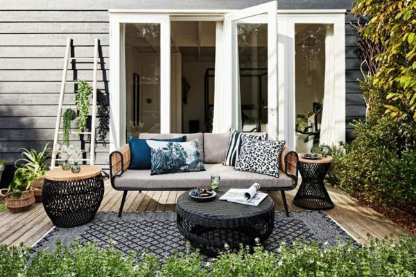Gartenmöbel Trends 2021 Garten Außenbereich gestalten