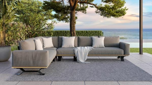 Gartenmöbel Trends 2021 Outdoor Teppich