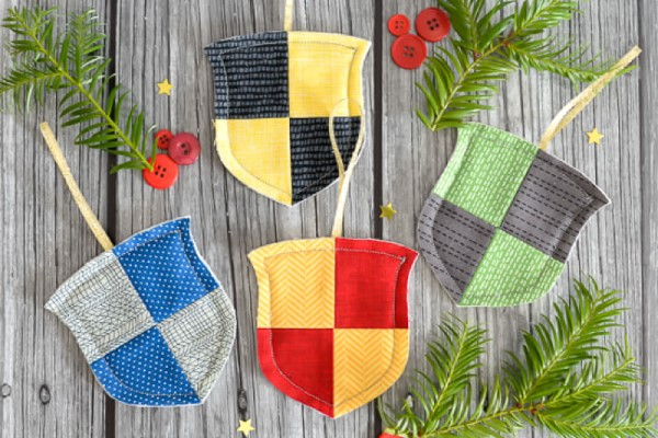 Harry Potter Bastelideen zum 20. Jubiläum – zauberhafte Anleitung für Hexen und Zauberer weihnachten ornamente
