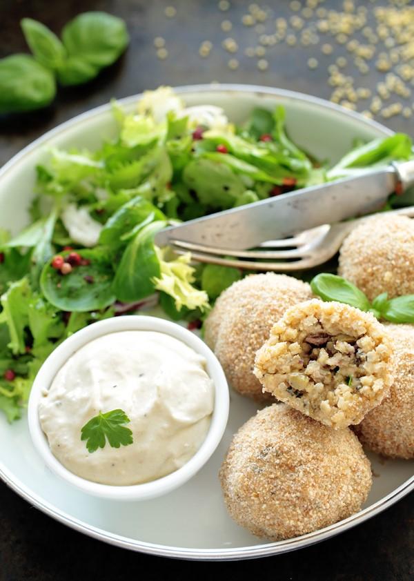 Ist Hirse gesund Erfahren Sie mehr über das glutenfreie Superfood hirse bisschen mit dip