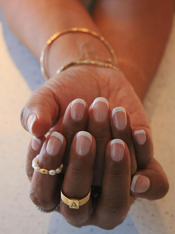 Micro Manicure Nageldesign Nageltrend 2021