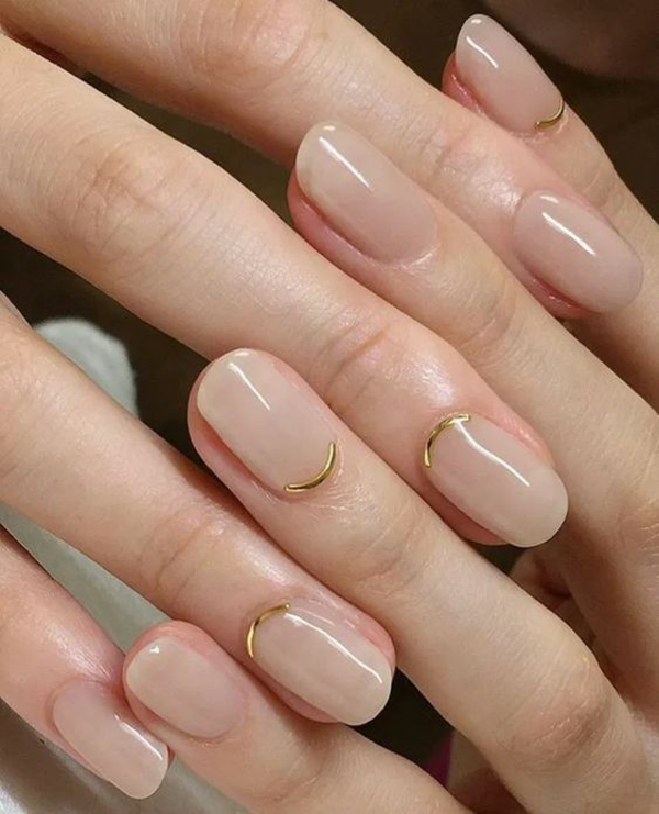 Micro Manicure Nageldesign Nageltrend Micro French Manicure