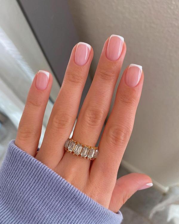 Micro Manicure der neue Nageltrend