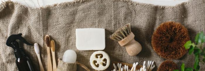 Nachhaltiges Badezimmer bachhaltige badezymmerprodukte