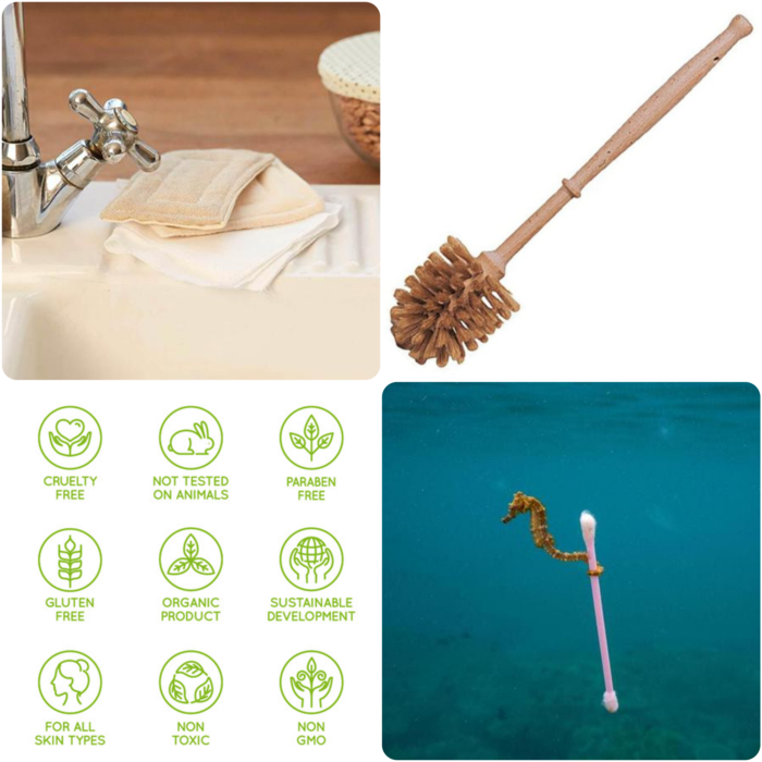 Nachhaltiges Badezimmer bachhaltige platzsparend kloburste holz_