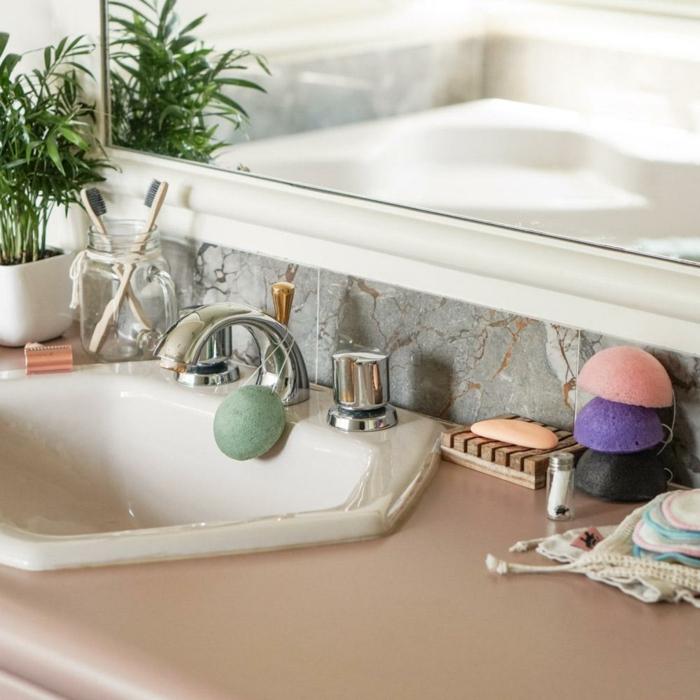 Nachhaltiges Badezimmer bachhaltige platzsparend