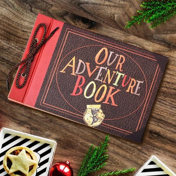 Schlaue und liebevolle Valentinsgeschenke für Damen und Herren unser abenteuerbuch our adventure book