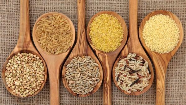 Superfood Freekeh Getreide Arten