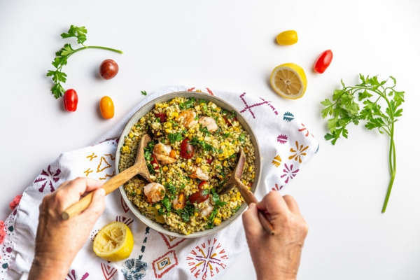 Superfood Freekeh Getreide gesunde Ernährung