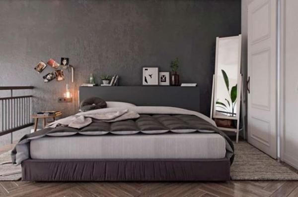 Tumblr Zimmer einrichten Ideen Bett Schlafzimmergestaltung