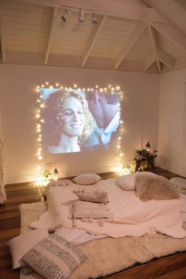 Tumblr Zimmer einrichten Merkmale Schlafzimmer Bildschirm