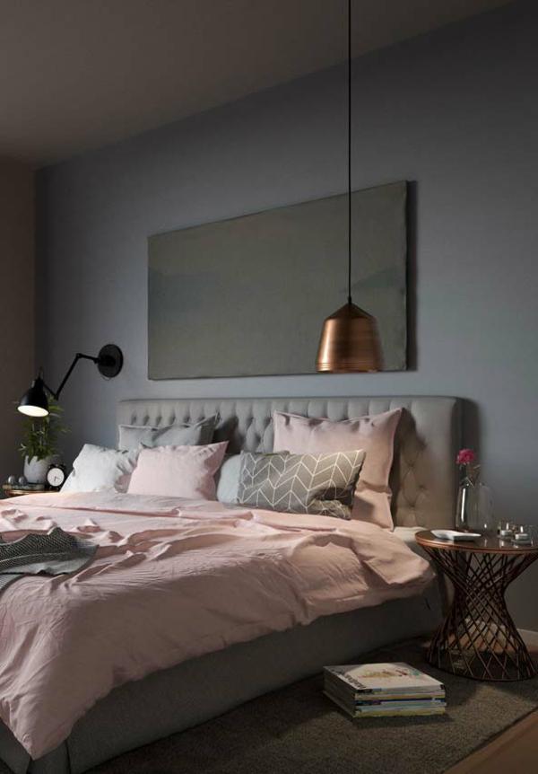 Tumblr Zimmer einrichten Merkmale Schlafzimmer schlicht gestalten