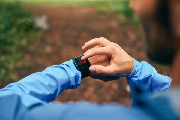 Wellness Trends Fittnes Traker Daten sammeln