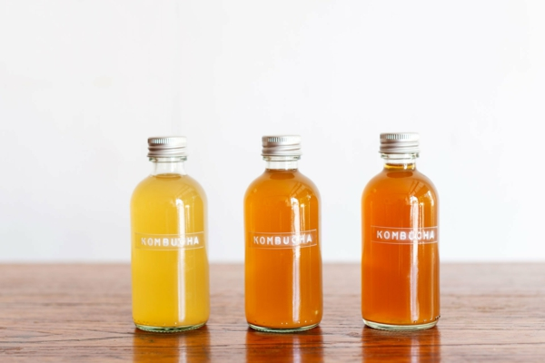 Wellness Trends probiotische Getränke Kambucha