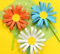 Basteln mit Kindern im Frühling- 59 Upcycling Ideen