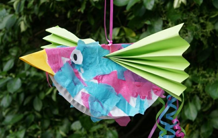 basteln mit kindern im frühling upcycling ideen kreative ideen