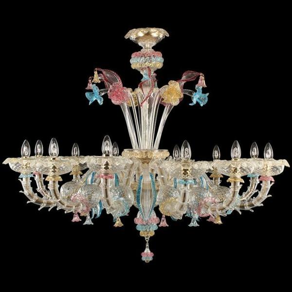 fabelhafter murano glas kronleuchter