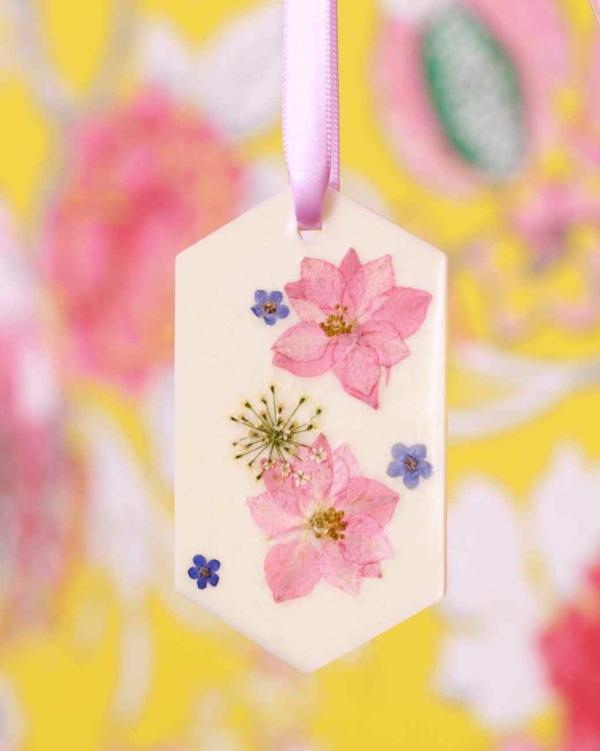 florale raumduft selber machen frühlingsdeko