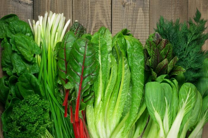 gesunde frühlingsrezepte salat