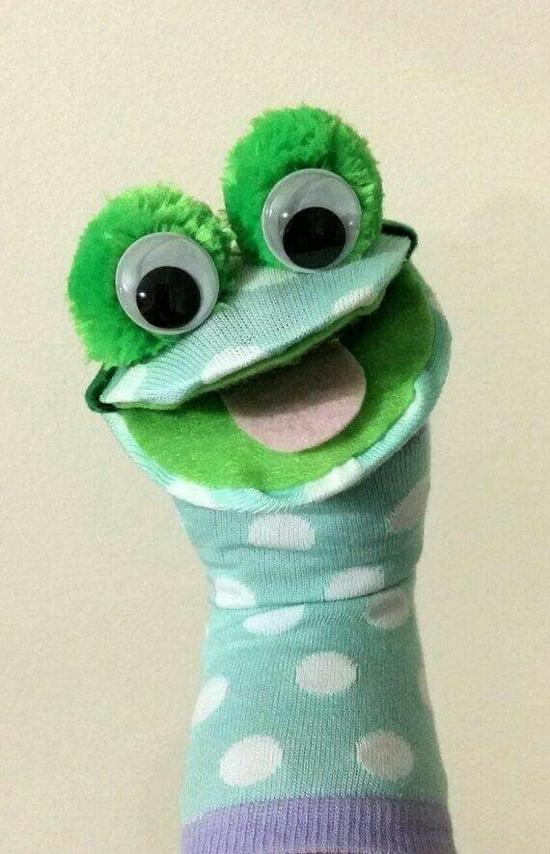 handpuppen selber machen muppet show