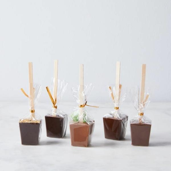 heiße Schokolade am Stiel zubereiten Rezept und Zubereitungstipps