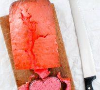 Herzkuchen zum Valentinstag zubereiten – 2 einfache Rezepte und noch mehr leckere Inspirationsideen