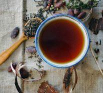 Aus dem Kräuterlexikon- 10 Heilpflanzen, die Nerven stärken
