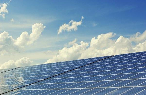 photovoltaik sonnenanlage ökostrom