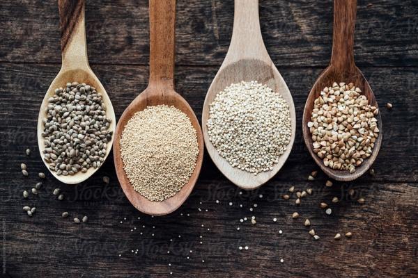 pseudogetreide gesundes essen ohne gluten