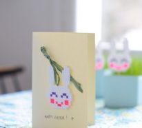 Basteln mit Bügelperlen zu Ostern – coole Ideen und praktische Tipps